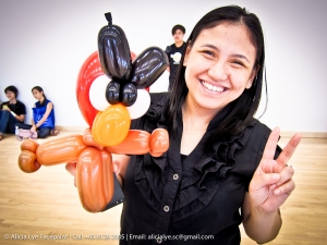 Angry Birds | Singapore Professional Kids Balloon Artist