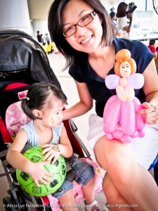Princess Balloon | Singapore Professional Kids Balloon Artist