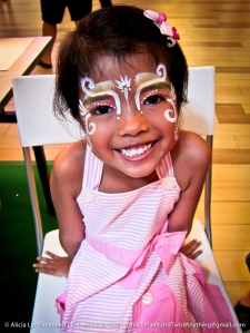Darling Princess Face Paint
