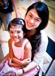 Princess and the Face Painter