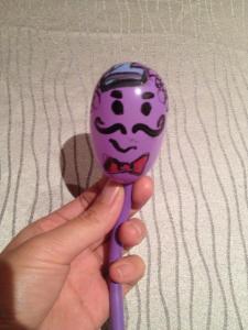 amanda's egg head balloon