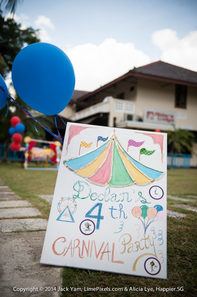 Kids birthday party ideas Happier Singapore