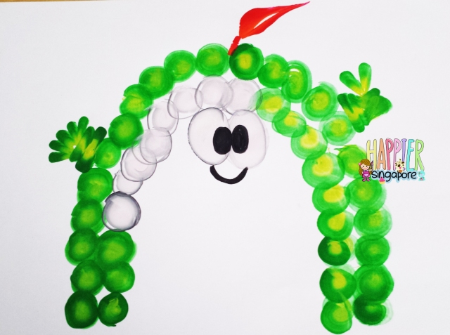 Sketch of Appleton balloon arch_happier singapore