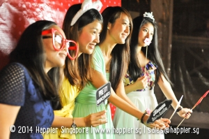 Wedding Photobooth Happier Singapore