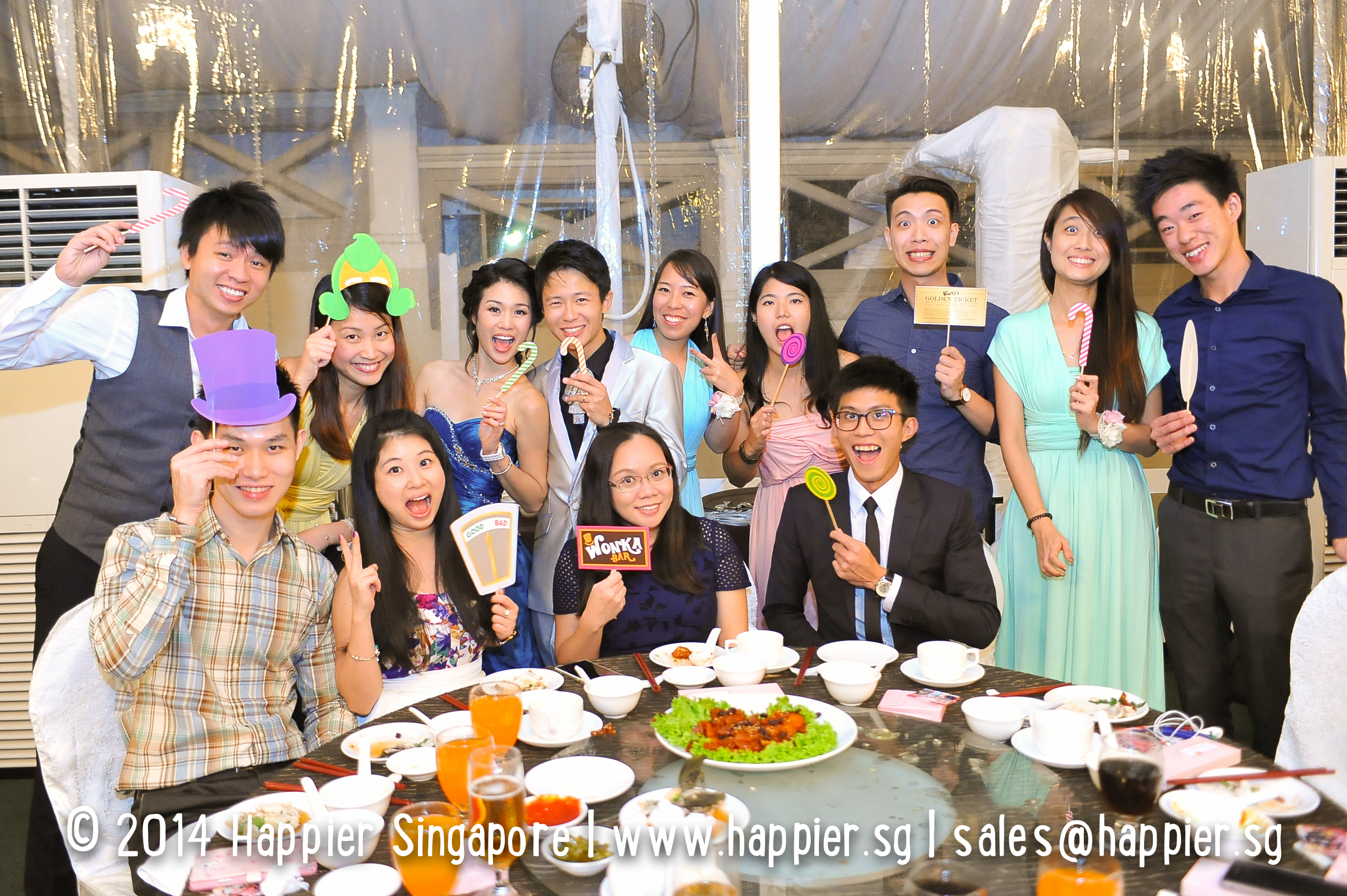 what to wear singapore wedding