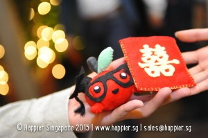 Handmade Ang Bao Wedding Reception Ideas Singapore