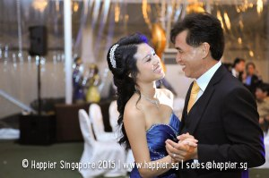 Dance with Dad Wedding Ideas Singapore