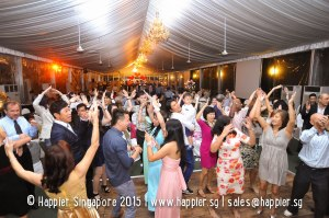 Dancefloor Wedding Ideas Singapore