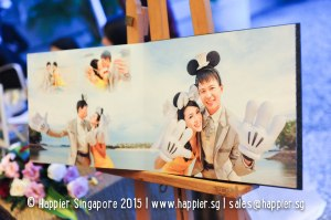 Photo album wedding reception ideas singapore
