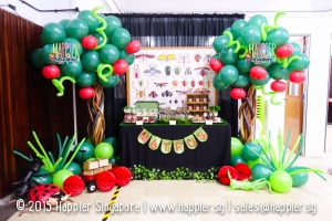 Tree Balloon Decorations for Dessert Table Happier Singapore