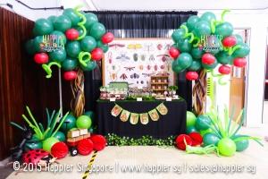 Tree Balloon Decorations for Dessert Table Happier Singapore
