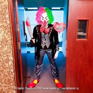 clown-halloween-makeup-mascot-scare-actor-singapore