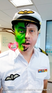 halloween-frankerstein-inspired-face-painting-singapore