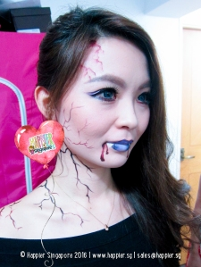 halloween-red-blood-vein-adult-face-painting-singapore