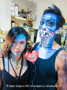 halloween-shark-adult-face-painting-singapore