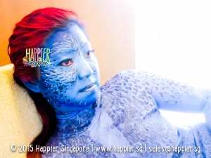 mystique-face-body-painting-halloween-happier-singapore