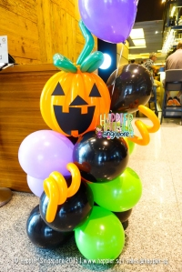 pumpkin-balloon-sculpture-singapore